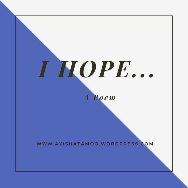 i-hope
