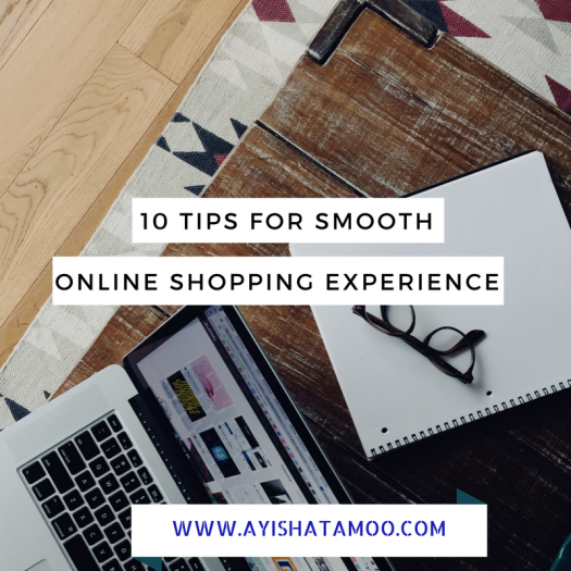 10 Tips for Smooth Online Shopping Experience